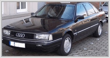 Audi 200 2.2 Turbo quattro