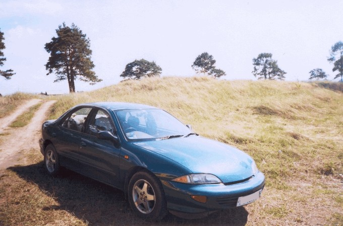 Chevrolet Prizm 1.8 126 Hp