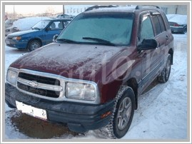 Chevrolet Tracker 2.0 122 Hp