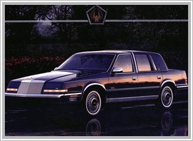 Chrysler NEW Yorker 3.8