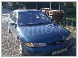 Ford Contour 2.0 125 Hp