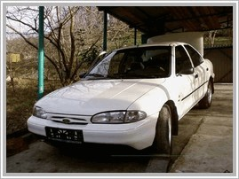 Ford Contour 2.5 170 Hp
