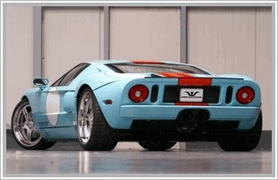 Ford GT 5.4 i 507 Hp