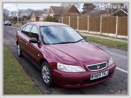Ford Mondeo Wagon 2.0 TD MT