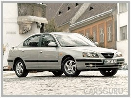 Hyundai Elantra XD 1.6 AT