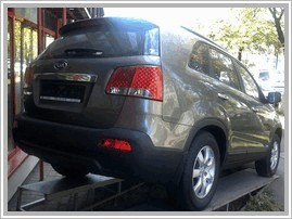 Kia New Sorento 2.2 AT