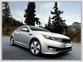 Kia Optima 2.0 CRDi
