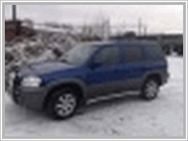 Mazda Tribute 2.3 2WD