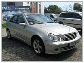 Mercedes E 500 4MATIC S211
