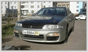 Nissan Skyline 3.0 i 260 Hp