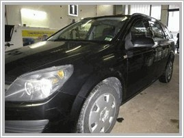 Opel Astra 3dr 1.6 MT