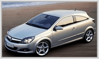 Opel Astra 5dr 2.0 MT
