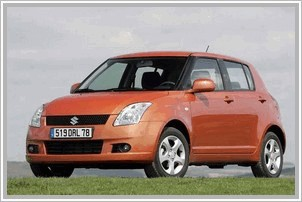 Suzuki Swift 1.3 MT 4x2