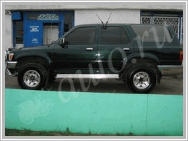 Toyota Hilux Surf 3.0 163 Hp