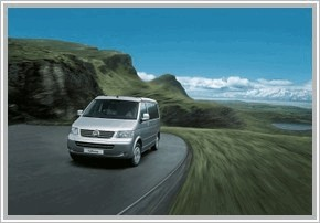 Volkswagen California 2.5 130 Hp 4 motion