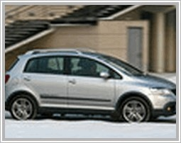 Volkswagen CrossGolf 1.6 AT