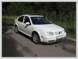 Volkswagen Jetta 1.6 102 Hp AT