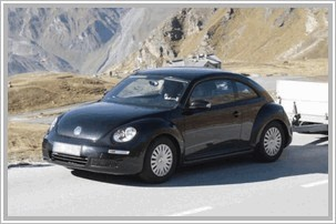 Volkswagen New Beetle 1.6 4AT