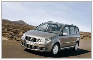 Volkswagen Touran 2.0 AT