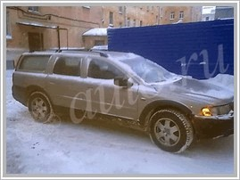 Volvo XC70 3.2 AT