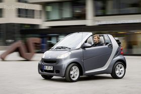 Smart представил ForTwo PearlGrey Special Edition